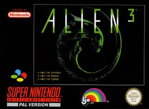 Alien 3 PAL Cover.jpg