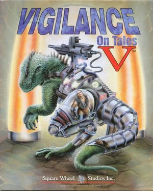 Vigilance on Talos V DOS Cover.jpg