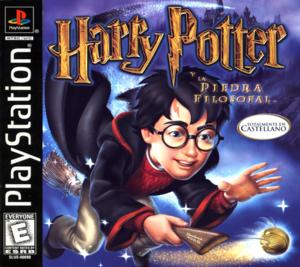 Harry Potter y la piedra Filosofal (PlayStation) - Emulation Wiki